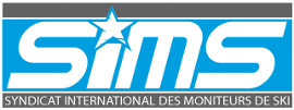logo syndicat international des moniteurs de ski SIMS